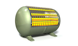 Electrical Heater Royalty Free Stock Photography