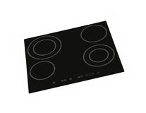 Electrical hob Royalty Free Stock Image