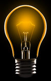 Electrical lamp Stock Photo