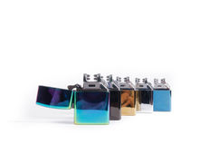 Electrical lighters Royalty Free Stock Photography