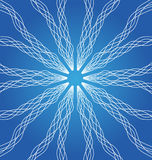 Electrical outburst background. Electrical outburst lighting rays background Stock Images