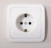 Electrical outlet Stock Photo