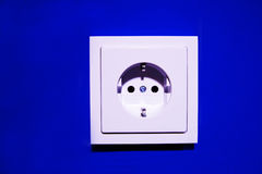 Electrical outlet, Power Stock Image
