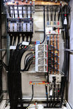 Electrical panel Stock Photos