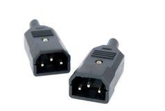 Electrical plug Stock Photos