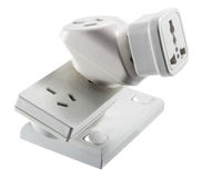 Electrical Plugs Stock Photography