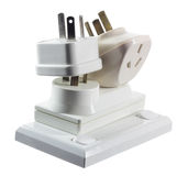 Electrical Plugs Royalty Free Stock Photography