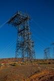 Electrical Poles Stock Photos