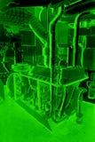 Electrical power generator Royalty Free Stock Photo