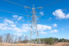 Electrical Power Infrastructure. Royalty Free Stock Photography