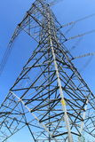 Electrical power line Stock Photography