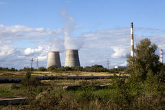 Electrical Power Plant Stock Photos
