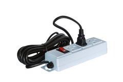 Electrical power plug Stock Photos