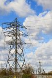 Electrical power station Stock Photo