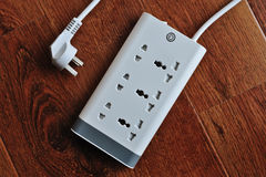 Electrical Power Strip royalty free stock photos