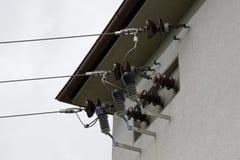 Electrical power supply Stock Photos
