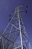 Electrical Power Tower Royalty Free Stock Photography