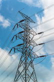 Electrical Power Tower Royalty Free Stock Photo