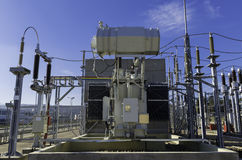 Free Electrical Power Transformer Stock Photos - 35360533