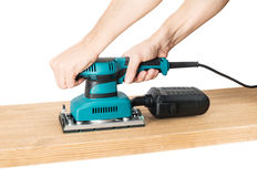 Electrical sander Stock Images