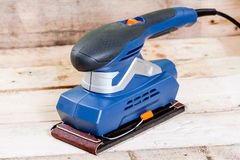 Electrical sander Royalty Free Stock Images