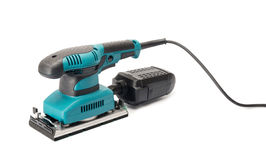 Electrical sander Stock Photo