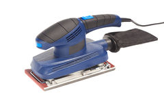 Electrical sander Royalty Free Stock Photography
