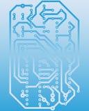Electrical scheme Stock Photo