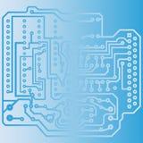 Electrical scheme Stock Photos