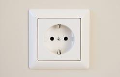 Electrical socket Stock Photos