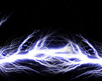 Electrical spark Stock Images