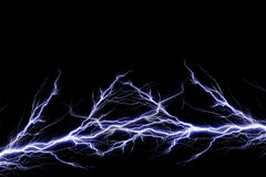 Electrical spark Royalty Free Stock Photo