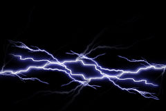 Electrical sparks stock illustration