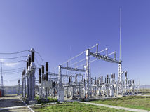 Free Electrical Station Stock Images - 35356024