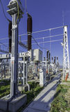 Electrical station Royalty Free Stock Photography