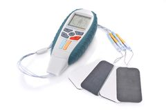 Electrical Stimulation equipment stock photography