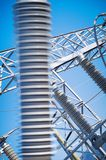 Electrical Substation Royalty Free Stock Image