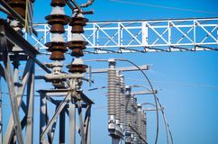 Electrical Substation Stock Photos