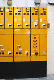 Electrical switchgear Stock Images