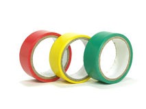 Electrical tape Royalty Free Stock Image