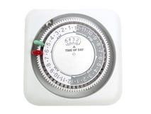 Electrical timer Stock Photos