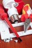 Electrical tools Stock Photos