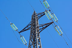 The Electrical tower Stock Images