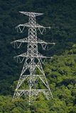 Electrical towers Royalty Free Stock Image