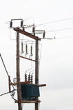 Electrical transformer Stock Photography