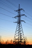 Electrical Transmission Line, Royalty Free Stock Image