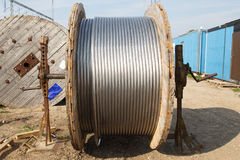 Electrical wire Royalty Free Stock Photos