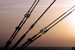 Electrical Wire structure Royalty Free Stock Photo
