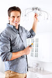 Electrician Royalty Free Stock Photo