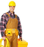 Electrician Royalty Free Stock Images